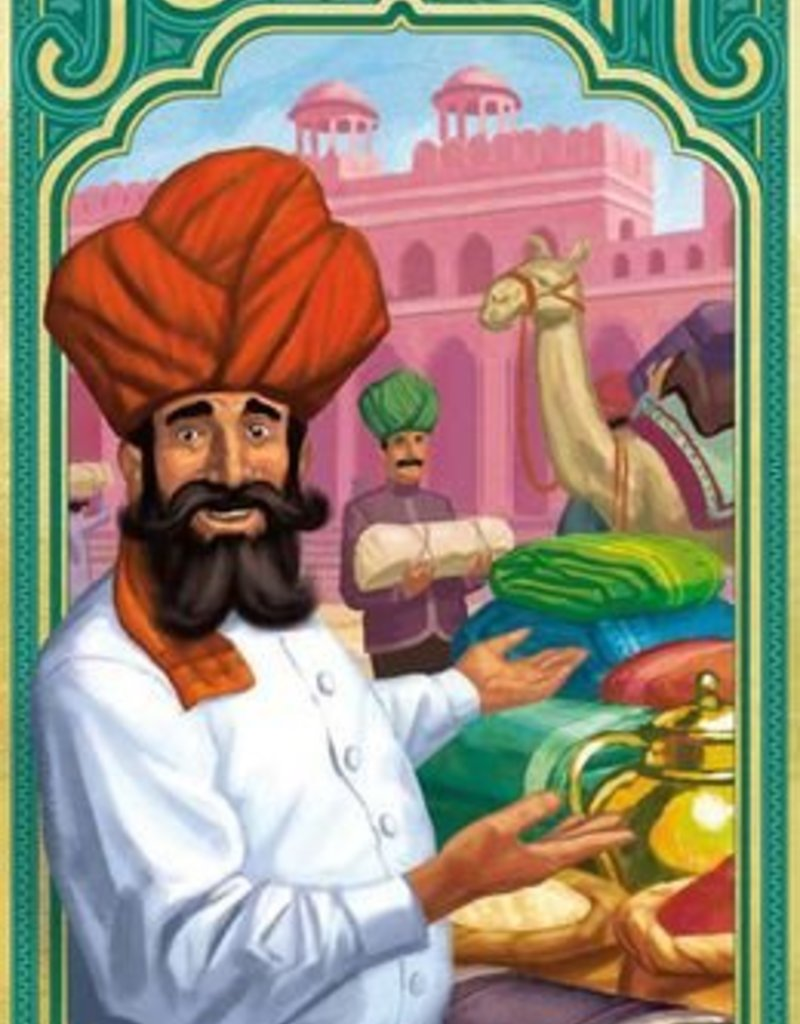 ASMODEE JAIPUR CARD GAME