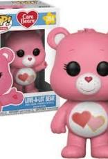 FUNKO POP CARE BEARS LOVE-A-LOT BEAR VINYL FIG