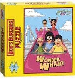 USAOPOLY BOBS BURGERS SCREAM-I-CANE PUZZLE 550 PIECES