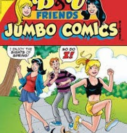 ARCHIE COMIC PUBLICATIONS B & V FRIENDS JUMBO COMICS DIGEST #261