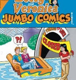 ARCHIE COMIC PUBLICATIONS BETTY & VERONICA JUMBO COMICS DIGEST #263