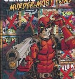 MARVEL COMICS DEADPOOL CLASSIC TP VOL 22 MURDER MOST FOWL