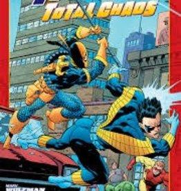 DC COMICS TITANS TOTAL CHAOS TP