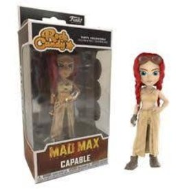 FUNKO ROCK CANDY MAD MAX CAPABLE VINYL FIG SPECIALTY SERIES
