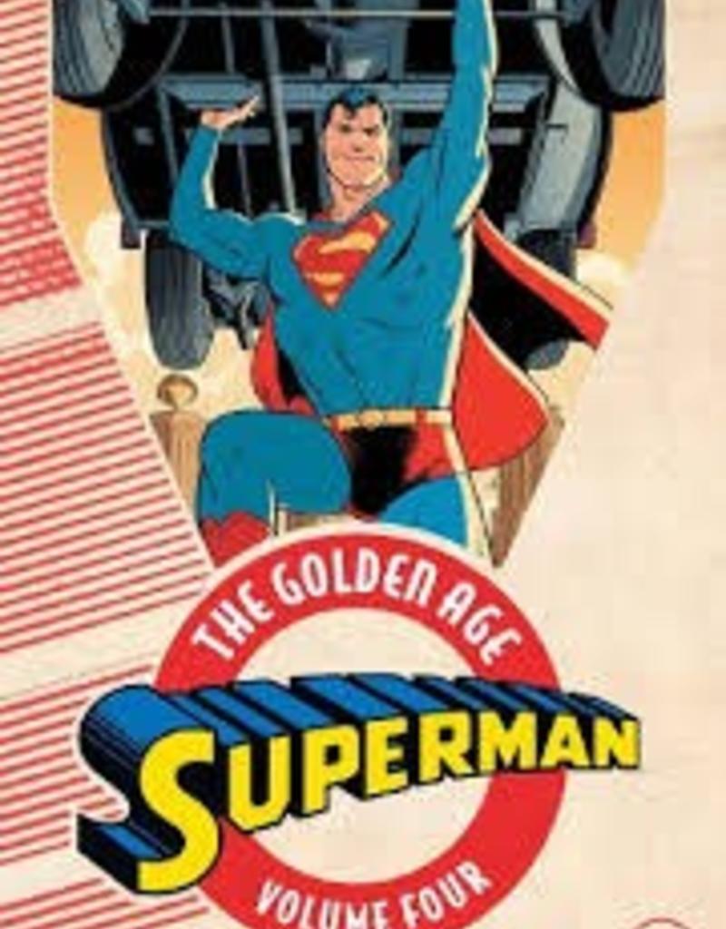 DC COMICS SUPERMAN THE GOLDEN AGE TP VOL 04