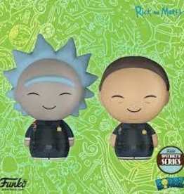 FUNKO DORBZ RICK AND MORTY 2 PK POLICE RICK AND POLICE MORTY VINYL FIG SPECIALTY SERIES