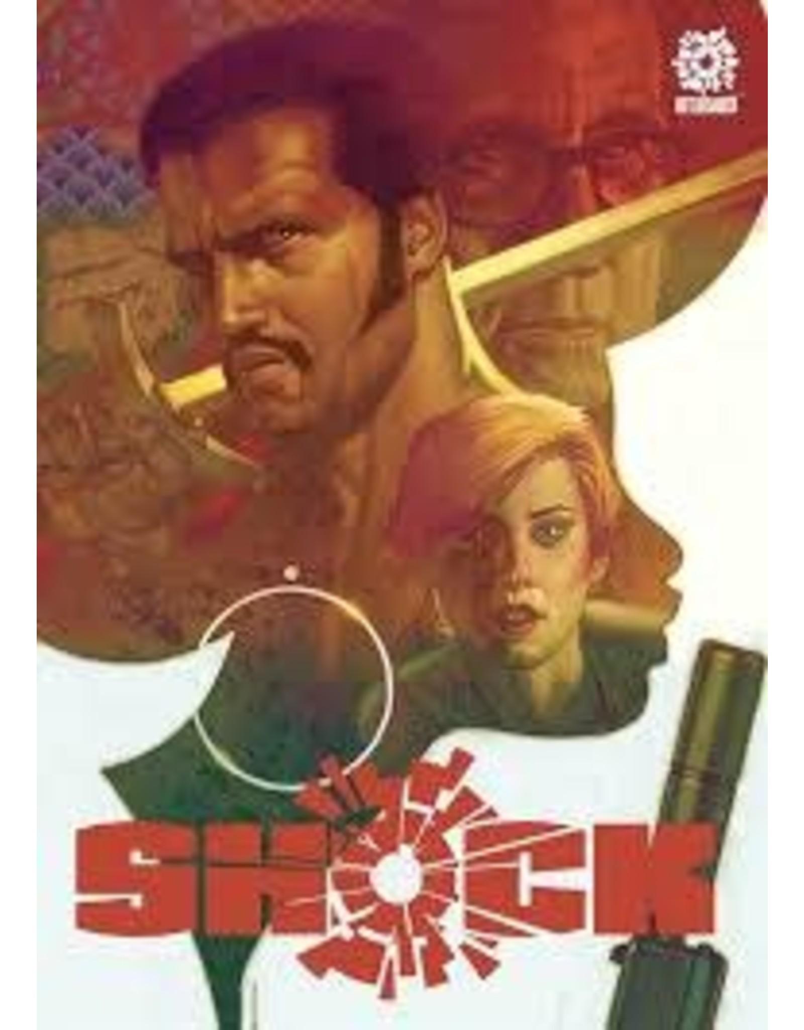 AFTERSHOCK COMICS AFTERSHOCK SHOCK LTD S&N HC