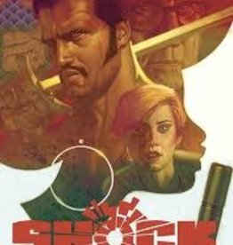 AFTERSHOCK COMICS AFTERSHOCK SHOCK LTD S&N HC