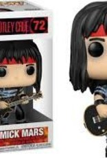 FUNKO POP ROCK MOTLEY CRUE MICK MARS VINYL FIG