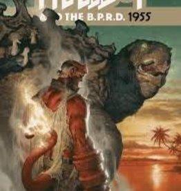 DARK HORSE COMICS HELLBOY AND THE BPRD 1955 TP