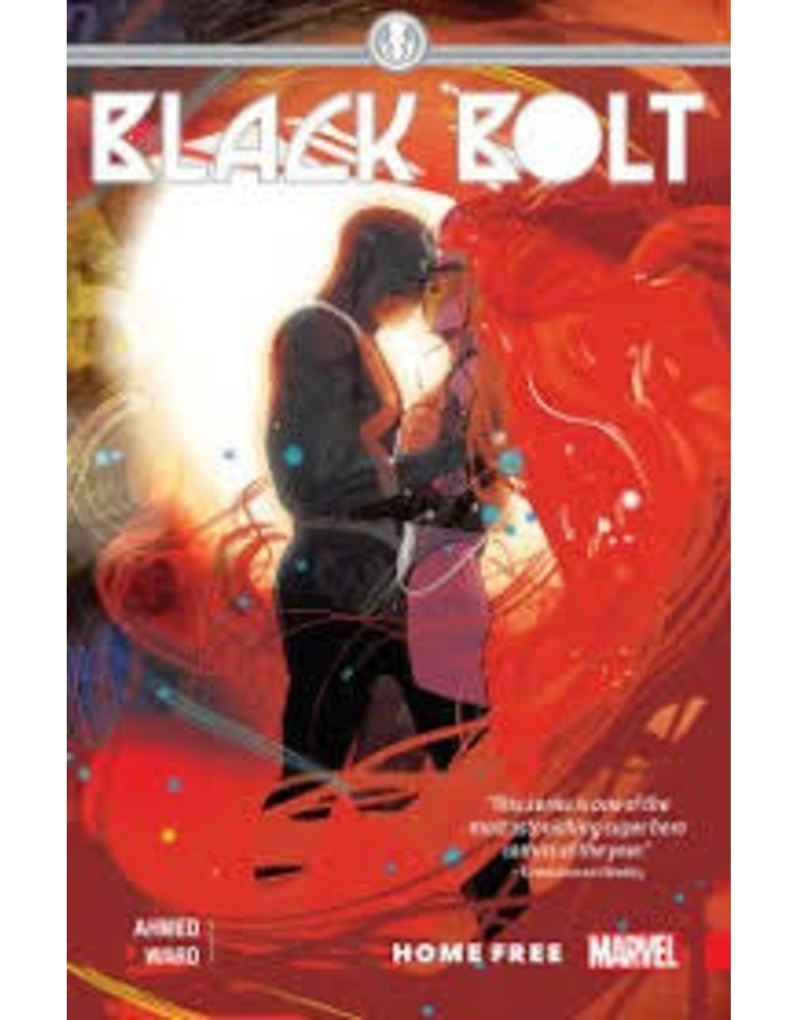 MARVEL COMICS BLACK BOLT TP VOL 02 HOME FREE