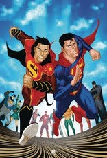 DC COMICS NEW SUPER MAN TP VOL 03 EQUILIBRIUM REBIRTH