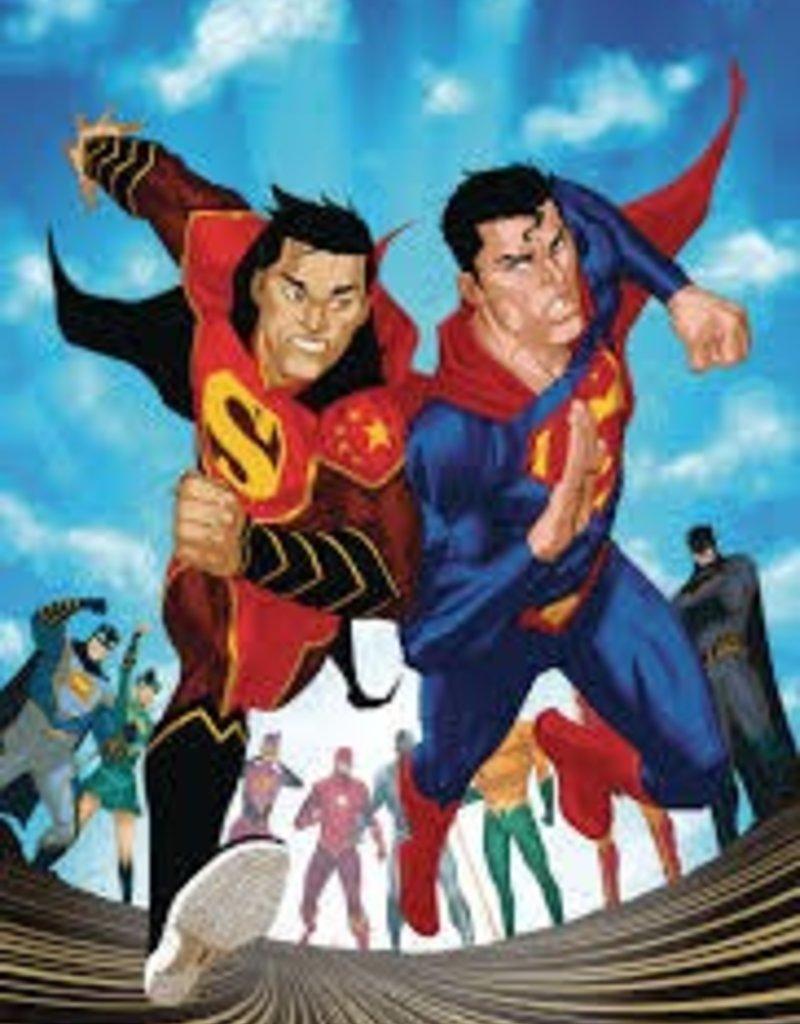 DC COMICS NEW SUPER MAN TP VOL 03 EQUILIBRIUM REBIRTH