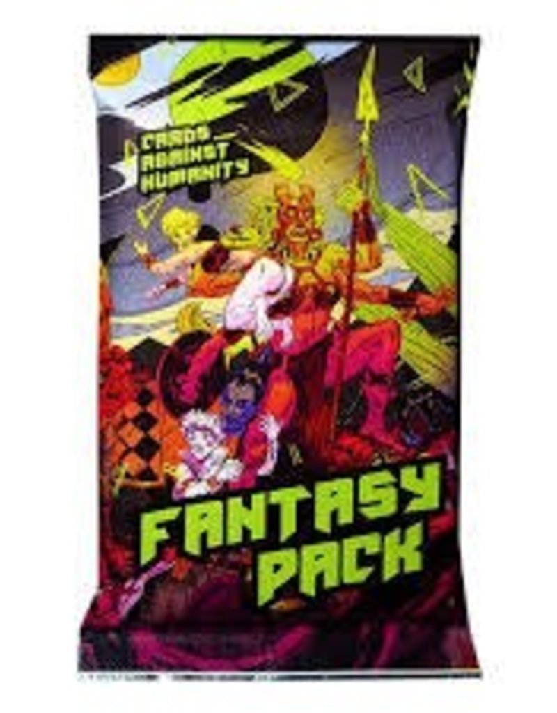 CARDS AGAINST HUMANITY CARDS AGAINST HUMANITY FANTASY PACK