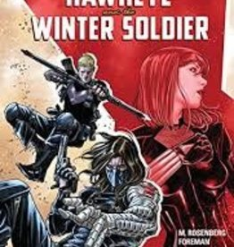 MARVEL COMICS TALES OF SUSPENSE HAWKEYE AND WINTER SOLDIER TP