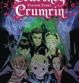 ONI PRESS INC. COURTNEY CRUMRIN TP VOL 03 TWILIGHT KINGDOM