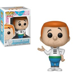 FUNKO POP THE JETSONS GEORGE VINYL FIGURE