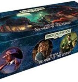 FANTASY FLIGHT GAMES ARKHAM HORROR LCG RETURN TO THE NIGHT OF THE ZEALOT
