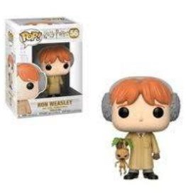 FUNKO POP HARRY POTTER S5 RON (HERBOLOGY) VINYL FIG