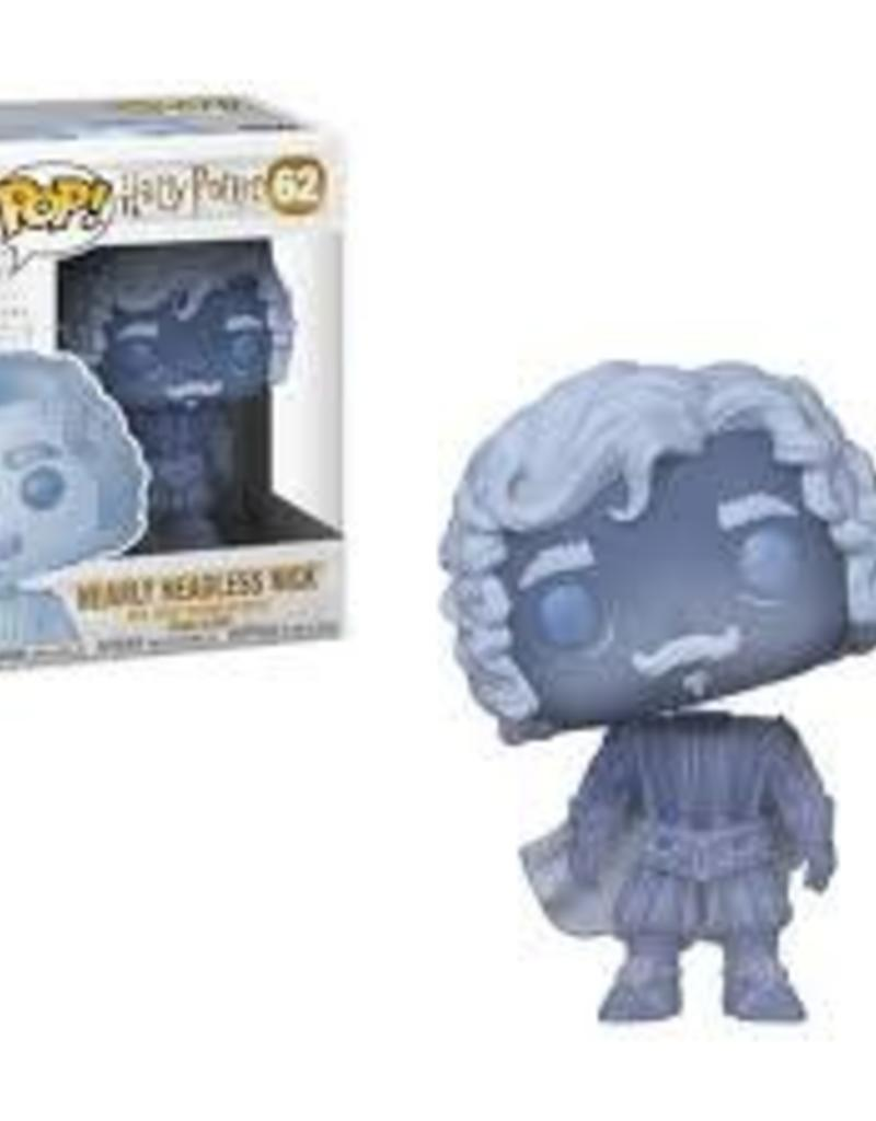 FUNKO POP HARRY POTTER S5 NEARLY HEADLESS NICK VINYL FIG