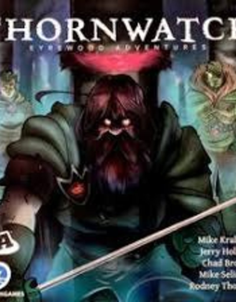 LONE SHARK GAMES THORNWATCH EYREWOOD ADVENTURES CORE