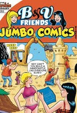 ARCHIE COMIC PUBLICATIONS B & V FRIENDS JUMBO COMICS DIGEST #263