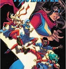 MARVEL COMICS MS MARVEL TP VOL 09 TEENAGE WASTELAND