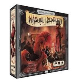 IDW GAMES MASQUE OF THE RED DEATH