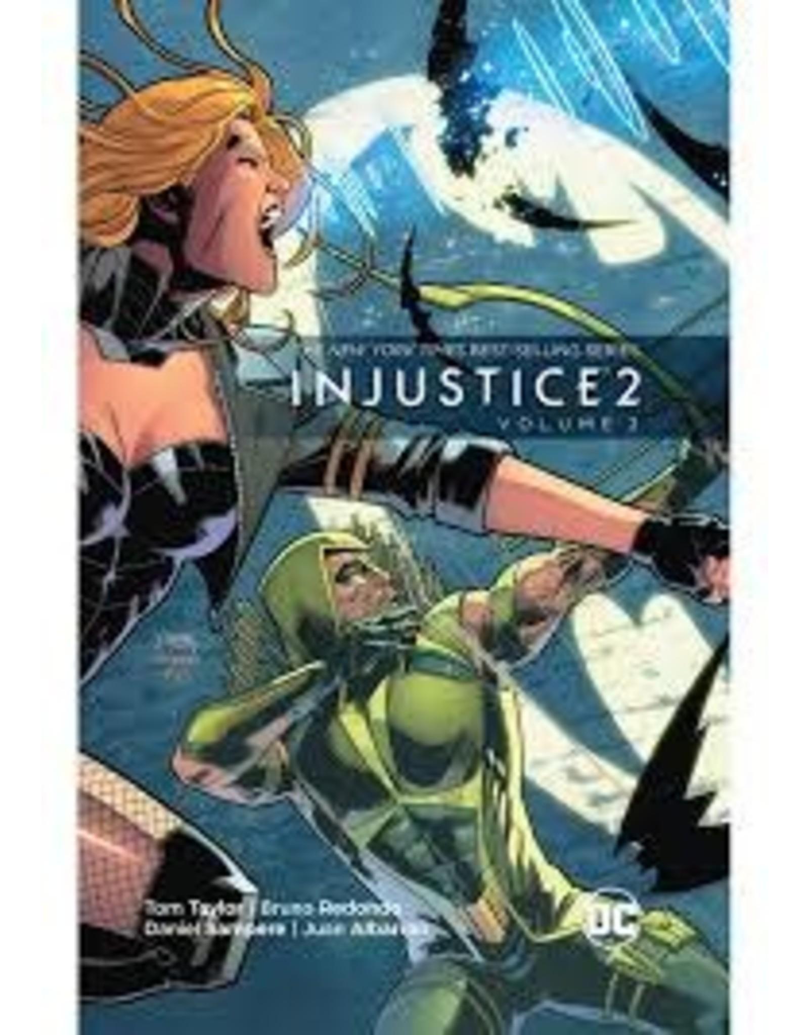 DC COMICS INJUSTICE 2 TP VOL 02