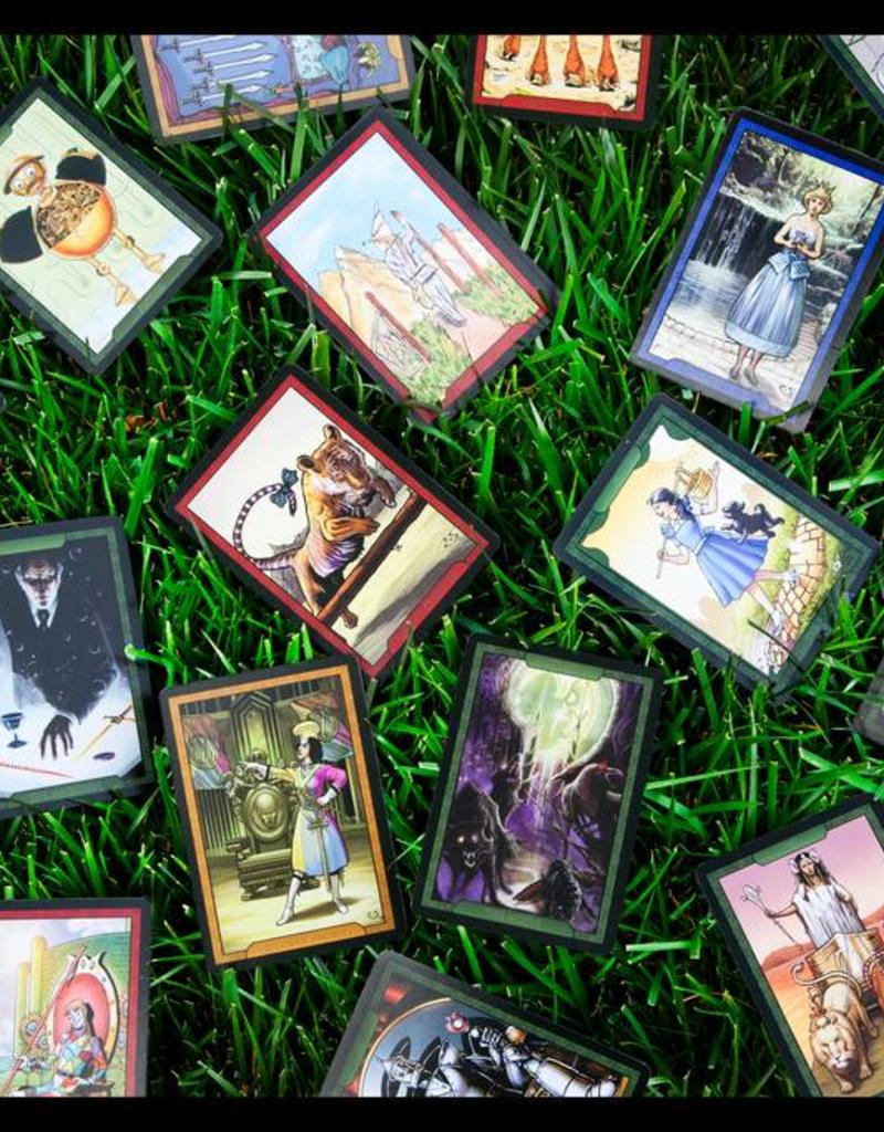THE SHADOW OF OZ: TAROT DECK