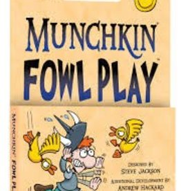 STEVE JACKSON GAMES MUNCHKIN FOWL PLAY