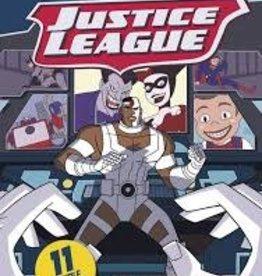 CAPSTONE PRESS JUSTICE LEAGUE YOU CHOOSE YR TP LEAGUE OF LAUGHS