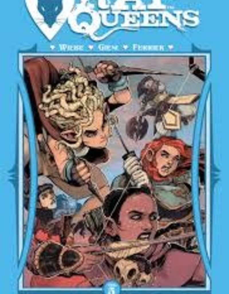IMAGE COMICS RAT QUEENS TP VOL 05 COLOSSAL MAGIC NOTHING