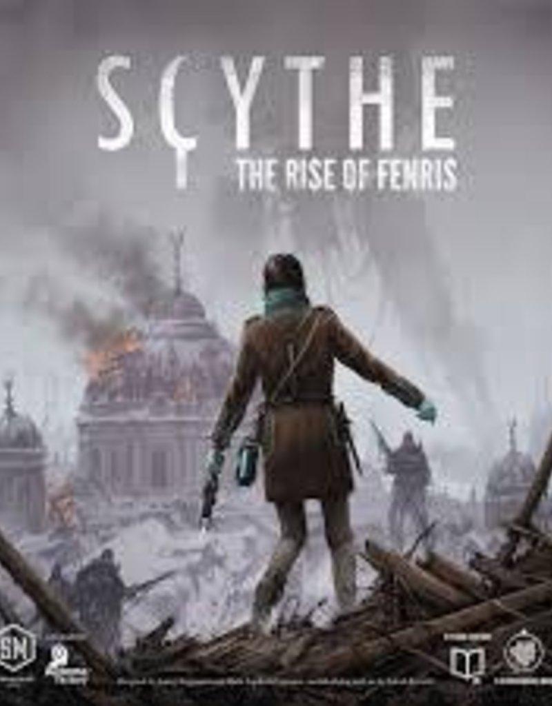 STONEMAIER GAMES SCYTHE RISE OF FENRIS EXP
