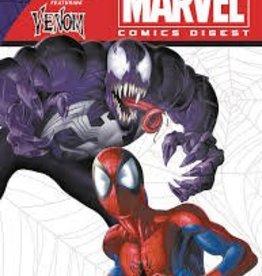 ARCHIE COMIC PUBLICATIONS MARVEL COMICS DIGEST #8 SPIDER-MAN & VENOM
