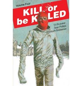 IMAGE COMICS KILL OR BE KILLED TP VOL 04
