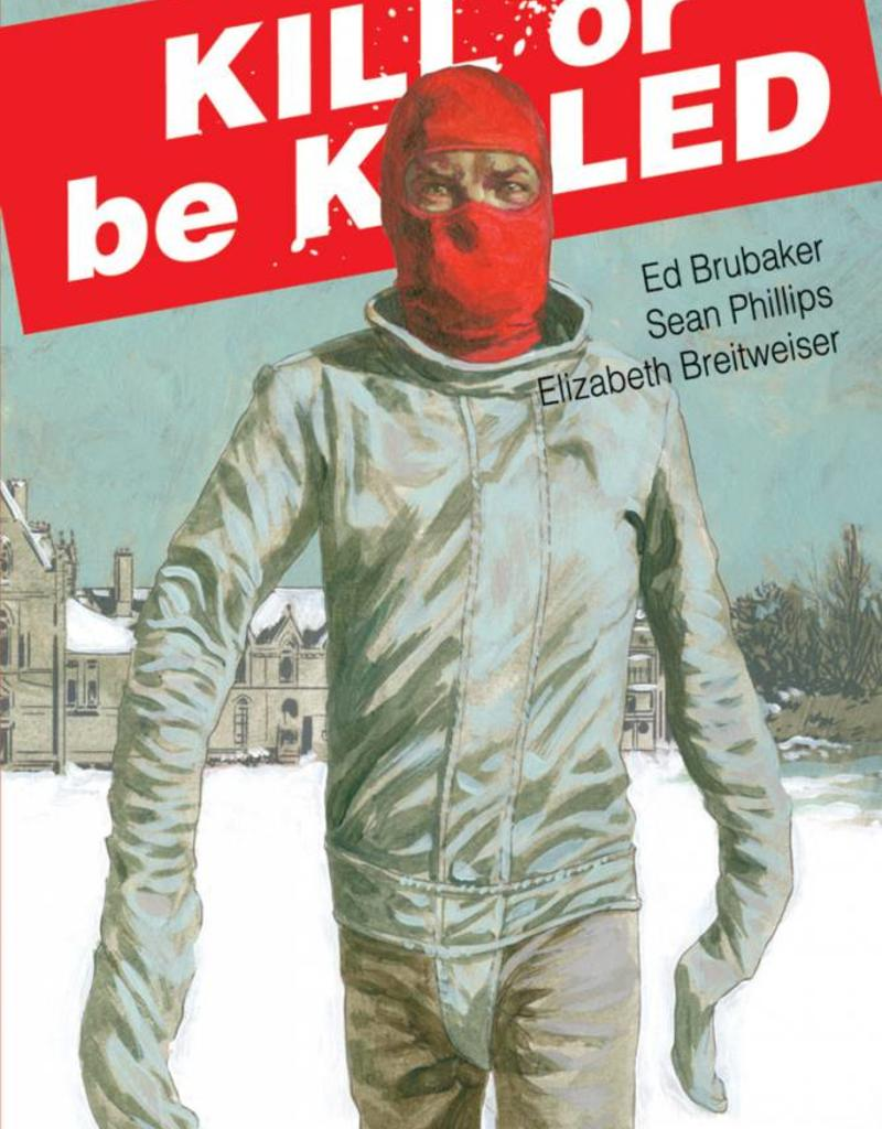 IMAGE COMICS KILL OR BE KILLED TP VOL 04