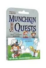 STEVE JACKSON GAMES MUNCHKIN SIDE QUESTS EXP