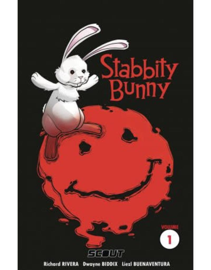 SCOUT COMICS STABBITY BUNNY TP