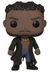 FUNKO POP BLACK PANTHER ERIK KILLMONGER W/ SCAR VINYL FIG