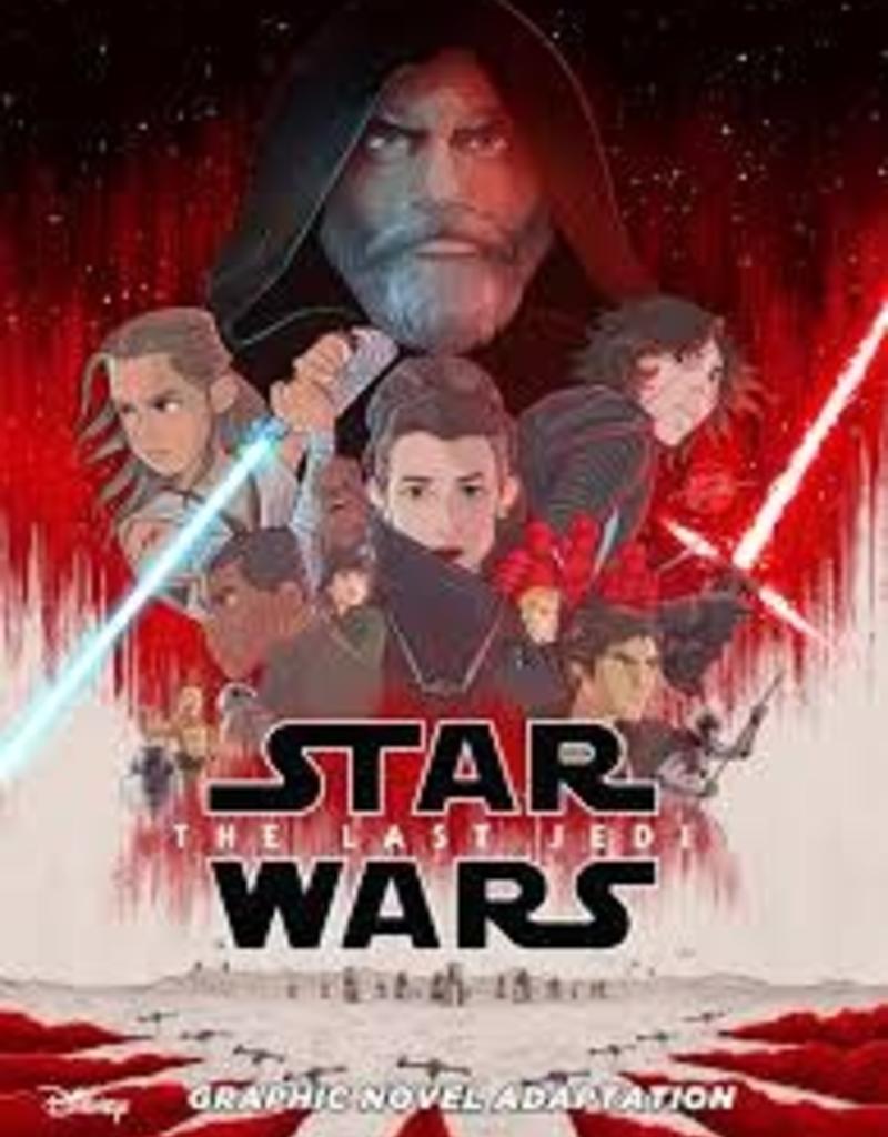 IDW PUBLISHING STAR WARS THE LAST JEDI GN ADAPTATION TP