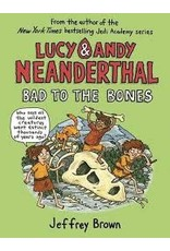 LUCY & ANDY NEANDERTHAL HC GN VOL 03 BAD TO BONES