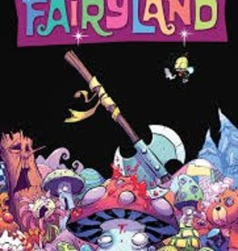 IMAGE COMICS I HATE FAIRYLAND TP VOL 04