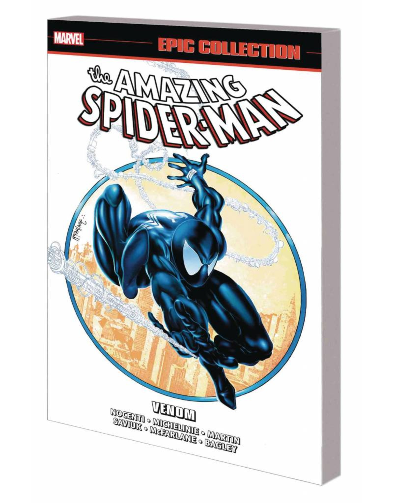 MARVEL COMICS AMAZING SPIDER-MAN EPIC COLLECTION TP VENOM