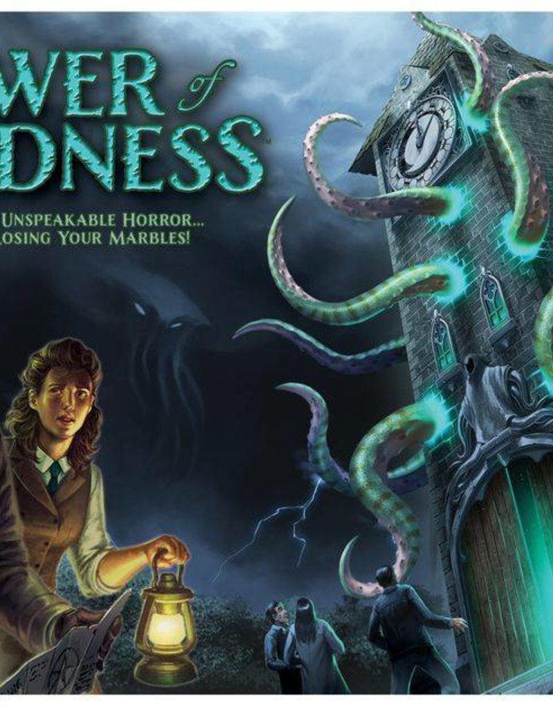 SMIRK & DAGGER GAMES TOWER OF MADNESS