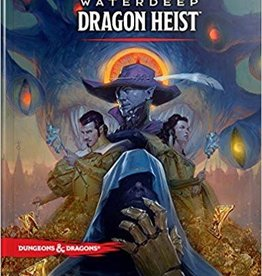 WIZARDS OF THE COAST DUNGEONS AND DRAGONS RPG - WATERDEEP: DRAGON HEIST