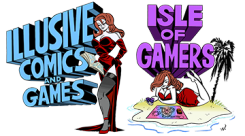 Illusive Comics & Games, Your Geek Haven in Silicon Valley