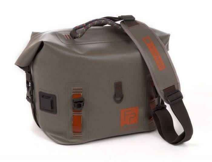 fishpond Castaway Roll-Top Gear Bag - Shale