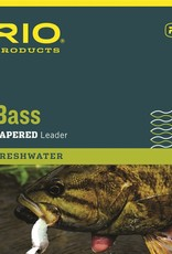 RIO Bass Leaders 3-Pack