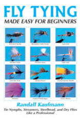 Angler's Book Supply Fly Tying Made Easy for Beginners - Kaufmann